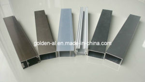 Powder Coating Aluminium Alloy Profiles for Windows and Doors