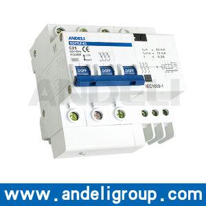 3p Residual Current Circuit Breaker (DZ47LE-63) pictures & photos