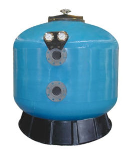 Commercial Sand Filter for Big Pool with 5way Butterfly Valve pictures & photos