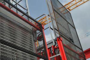 1000kg, 2000kg, Sc100, Sc100/100, Sc200, Sc200/200 Double-Cage/Single Building Hoist pictures & photos