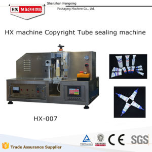 Semi Auto Small Laminated Tube Sealing Machine