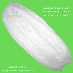 Disposable Polyethylene Sleevelets pictures & photos