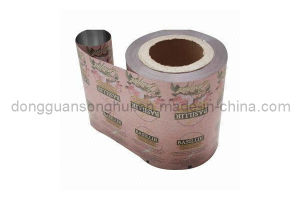 Aluminum Foil Packaging Roll Film/ Laminated Plastic Packaging Bags Film