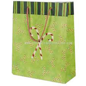 Laminated Paper Carrier Bags (NC-127)