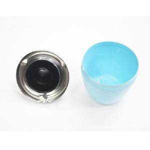 Wholesale Baby Blue Windproof Iron Ashtray pictures & photos