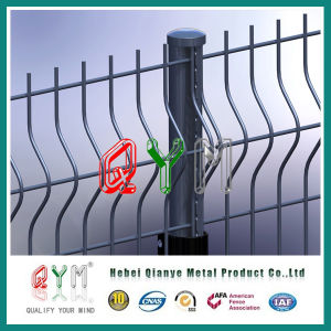 Welded Fence Big Folds/Galvanized and Polyester Powder Coated pictures & photos