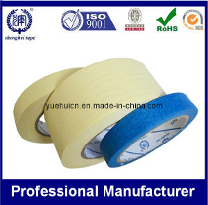 High Temperature Painting Masking Tape Auto/Electronic Industrial pictures & photos