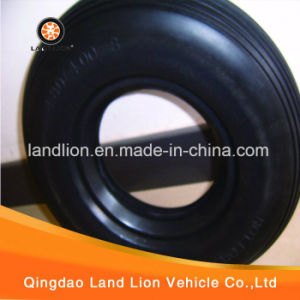Manufacture Kinds Model of Rubber Foam Tyre and PU Foam Tyre pictures & photos