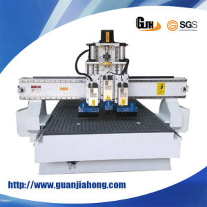 Genuine Nc Studio, Three Cylinder Atc 1325 CNC Router Machine pictures & photos