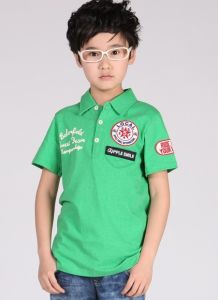 Factory Cheap Kids Bulk Embroidered Polo Shirts Wholesale pictures & photos