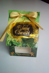 Cake Box / New Style Box /High Quality Paper Box pictures & photos