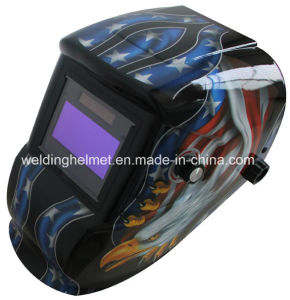 Automatic Welding Mask/Welding Helmet (H1190TE) pictures & photos
