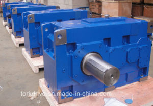 H Parallel Shaft High Power Gear Unit pictures & photos
