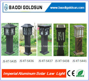Imperial Aluminum Alloy LED Solar Powered Path Light pictures & photos
