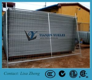 Temporary Fencing - Manufacturing Plant (YL12002Z) pictures & photos