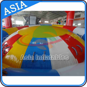 Giant Inflatable Towable Water Sports, Inflatable Disco Boat Water Toy, Crazy UFO, Hurricane Boat pictures & photos