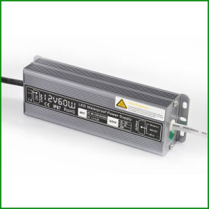 AC to DC 12V 20W-300W IP67 Waterproof LED Switching Power Supply with Ce RoHS pictures & photos