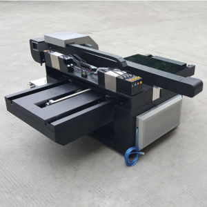 Galaxy-Jet Automatic PVC ID Card Printer UV Flatbed Printer pictures & photos