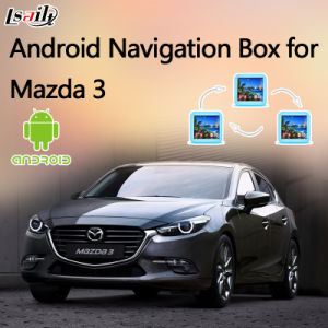 Car Android GPS Navigation for 14-16 Mazda 3 pictures & photos