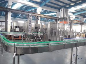 Complete Automatic Juice Bottling Machine pictures & photos