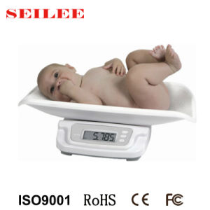20kg/5 Digital Baby Weighing Scale pictures & photos