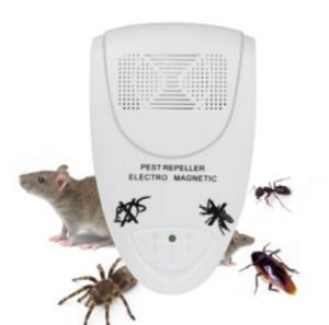 Electronic Mosquito Repeller Killer Rodent Pest pictures & photos