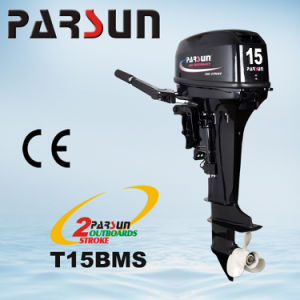 T15BMS PARSUN 15HP 2-Stroke Outboard Motor pictures & photos