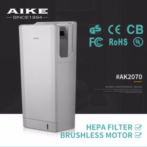 New Design Jet Hand Dryer Brushless Motor (AK2070) pictures & photos