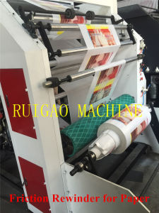 Six Color Flexographic Printing Press Machine pictures & photos