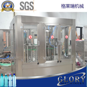 Gravity Filling Machine for Pet Water Bottles pictures & photos