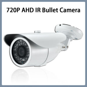 "1/2.8"" Sony CMOS 720p 1.0MP Ahd Bullet CCTV Security Camera pictures & photos"