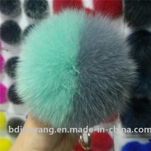 Weddings Decoration Fox Fur Ball Fluffy POM Poms pictures & photos
