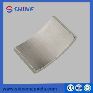 Magnet Arc Shaped for Motor Alternator pictures & photos