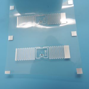 Long reading range System Passive Alien H3 UHF RFID Label pictures & photos