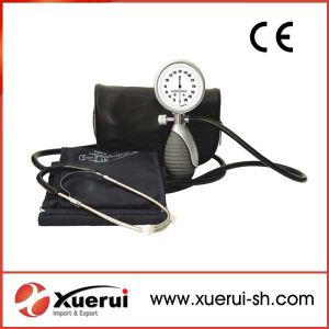 Deluxe Palm Aneroid Sphygmomanometer Kit with Ce Approved pictures & photos