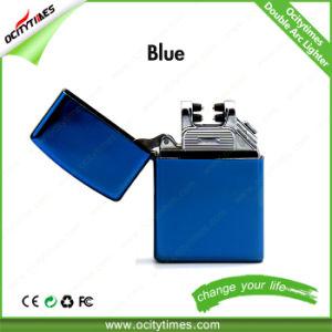 Ocitytimes Distributor Double Arc Lighter/Windproof Lighter/Cigarette Lighter pictures & photos