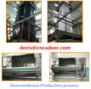 Composite Geomembrane by One Cloth One Membrane (impermeable composite membrane) pictures & photos
