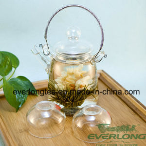 Chinese Handmade Artistic Tea, Blossom Tea, Flowering Tea, Blooming Tea Balls with Customized Gift Package (BT002) pictures & photos