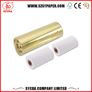 Thermal Coated Paper Thermal Jumbos Ice-Cream White pictures & photos