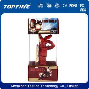 High Quality Fashion Iron Man 256GB USB Flash Drive Pen Drive Stick pictures & photos