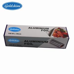 Kitchen Foil Wrapping Korea Aluminum Foil Roll pictures & photos