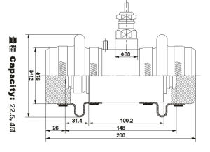 Column Load Cell for Weighing Scales (CP-13) pictures & photos
