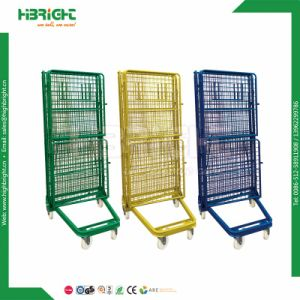 Wire Foldable Milk Roll Container pictures & photos