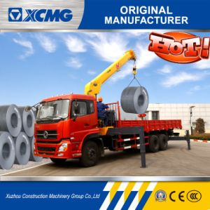 XCMG Sq16sk4q 16ton Straight Arm Truck Mounted Crane for Sale pictures & photos