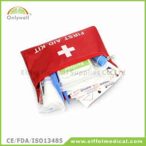 Efk105 Medical Travel Rescue Outdoor Emergency First Aid Kit pictures & photos