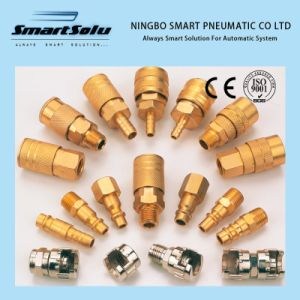 Bsp NPT Nptf Thread Metal Brass Fittings pictures & photos