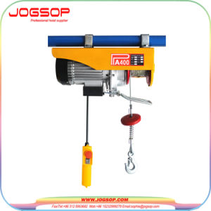 Mini Lifting Hoist & Mini Electric Hoist 600kg pictures & photos