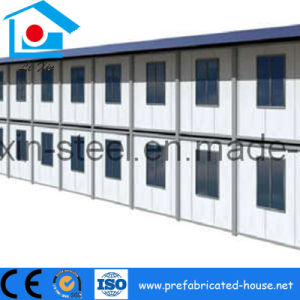 Fast Install Prefab Container with Light Weight Sandwich Panel pictures & photos