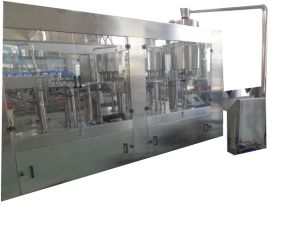 750ml Glass Bottle Filling, Capping, Labeling Bottling Line for Spirit Beer Wine pictures & photos