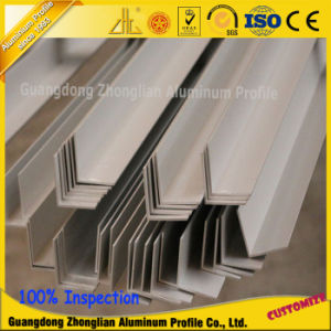 6000series Large Anodized Aluminium Angle for Architecture Decoration pictures & photos